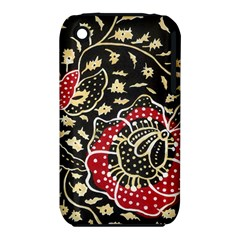 Art Batik Pattern Iphone 3s/3gs by BangZart