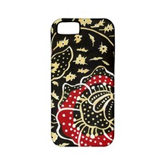 Art Batik Pattern Apple Iphone 5 Classic Hardshell Case (pc+silicone) by BangZart