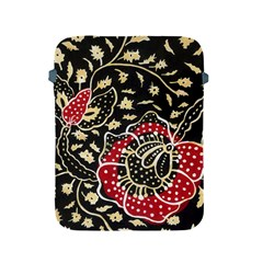 Art Batik Pattern Apple Ipad 2/3/4 Protective Soft Cases by BangZart
