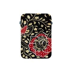 Art Batik Pattern Apple Ipad Mini Protective Soft Cases by BangZart