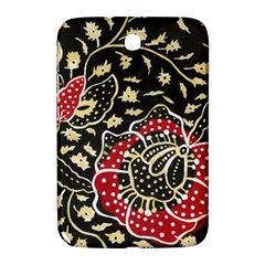 Art Batik Pattern Samsung Galaxy Note 8 0 N5100 Hardshell Case