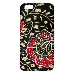 Art Batik Pattern Iphone 6 Plus/6s Plus Tpu Case by BangZart