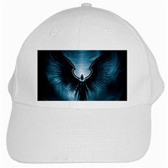 Rising Angel Fantasy White Cap by BangZart