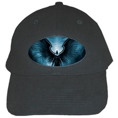 Rising Angel Fantasy Black Cap