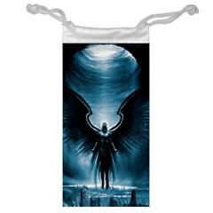 Rising Angel Fantasy Jewelry Bag by BangZart