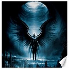 Rising Angel Fantasy Canvas 12  X 12   by BangZart
