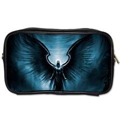 Rising Angel Fantasy Toiletries Bags 2 Side by BangZart