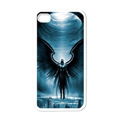 Rising Angel Fantasy Apple Iphone 4 Case (white) by BangZart