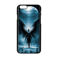 Rising Angel Fantasy Apple Iphone 6/6s Black Enamel Case by BangZart