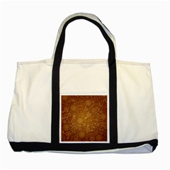 Batik Art Pattern Two Tone Tote Bag by BangZart