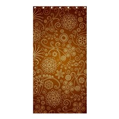 Batik Art Pattern Shower Curtain 36  X 72  (stall)  by BangZart