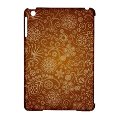 Batik Art Pattern Apple Ipad Mini Hardshell Case (compatible With Smart Cover) by BangZart