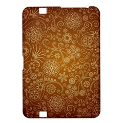 Batik Art Pattern Kindle Fire Hd 8 9  by BangZart