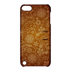 Batik Art Pattern Apple Ipod Touch 5 Hardshell Case With Stand by BangZart