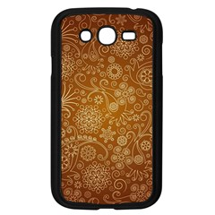 Batik Art Pattern Samsung Galaxy Grand Duos I9082 Case (black)