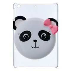 Pretty Cute Panda Apple Ipad Mini Hardshell Case by BangZart
