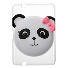 Pretty Cute Panda Kindle Fire Hd 8 9  by BangZart