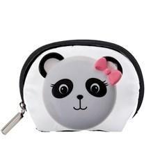 Pretty Cute Panda Accessory Pouches (small)