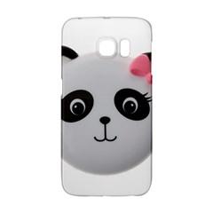 Pretty Cute Panda Galaxy S6 Edge by BangZart