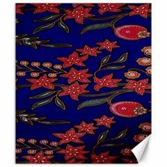 Batik  Fabric Canvas 20  X 24