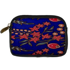 Batik  Fabric Digital Camera Cases
