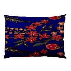 Batik  Fabric Pillow Case (two Sides)