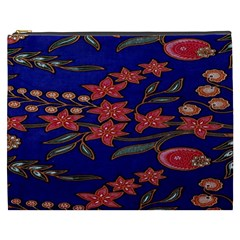 Batik  Fabric Cosmetic Bag (xxxl)