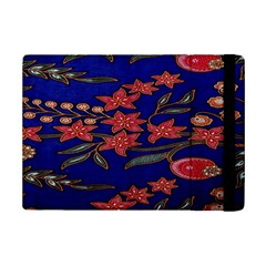 Batik  Fabric Ipad Mini 2 Flip Cases by BangZart