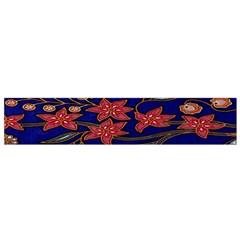 Batik  Fabric Flano Scarf (small)