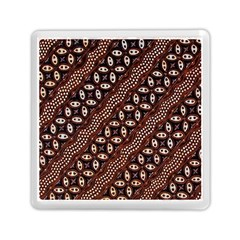 Art Traditional Batik Pattern Memory Card Reader (square)  by BangZart