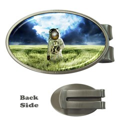 Astronaut Money Clips (oval)