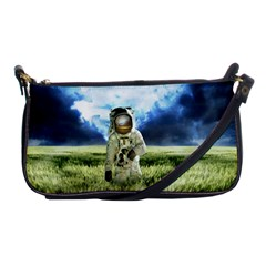 Astronaut Shoulder Clutch Bags by BangZart