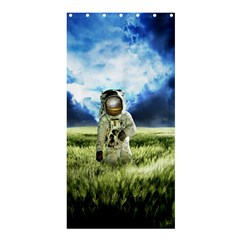 Astronaut Shower Curtain 36  X 72  (stall)  by BangZart