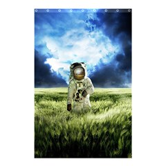 Astronaut Shower Curtain 48  X 72  (small)  by BangZart