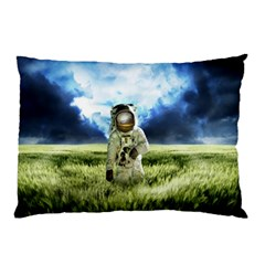 Astronaut Pillow Case (two Sides)