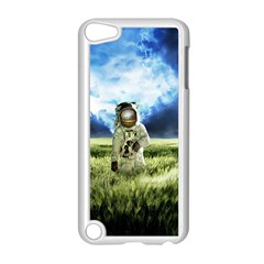 Astronaut Apple Ipod Touch 5 Case (white) by BangZart