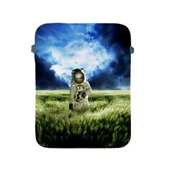 Astronaut Apple Ipad 2/3/4 Protective Soft Cases