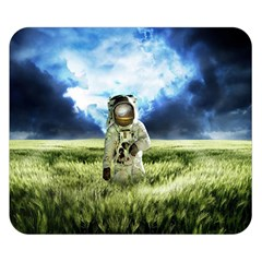 Astronaut Double Sided Flano Blanket (small)