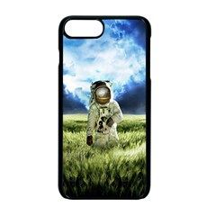 Astronaut Apple Iphone 7 Plus Seamless Case (black)