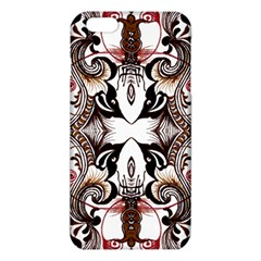 Art Traditional Batik Flower Pattern Iphone 6 Plus/6s Plus Tpu Case by BangZart