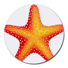 Starfish Round Mousepads