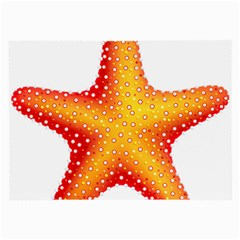 Starfish Large Glasses Cloth