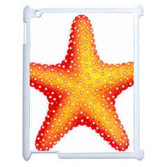 Starfish Apple Ipad 2 Case (white)