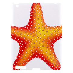 Starfish Apple Ipad 3/4 Hardshell Case by BangZart