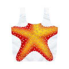 Starfish Full Print Recycle Bags (m)