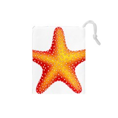 Starfish Drawstring Pouches (small)