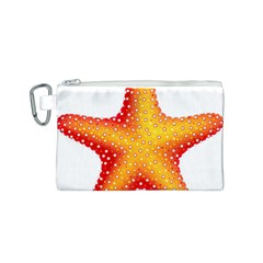 Starfish Canvas Cosmetic Bag (s) by BangZart