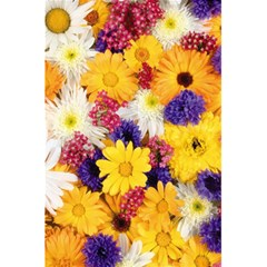 Colorful Flowers Pattern 5 5  X 8 5  Notebooks by BangZart