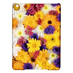 Colorful Flowers Pattern Ipad Air Hardshell Cases by BangZart