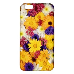 Colorful Flowers Pattern Iphone 6 Plus/6s Plus Tpu Case by BangZart